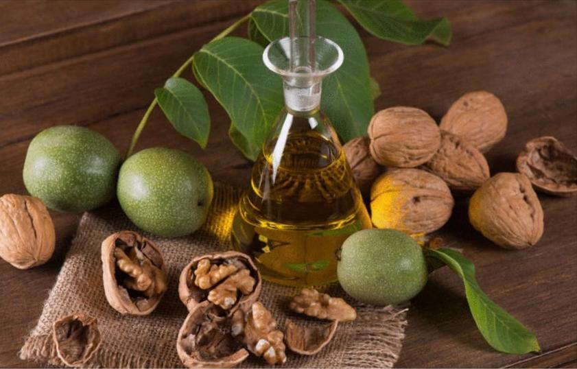 Настойка на перегородках грецкого ореха на водке при диабете