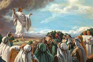 Вознесение и Пятидесятница